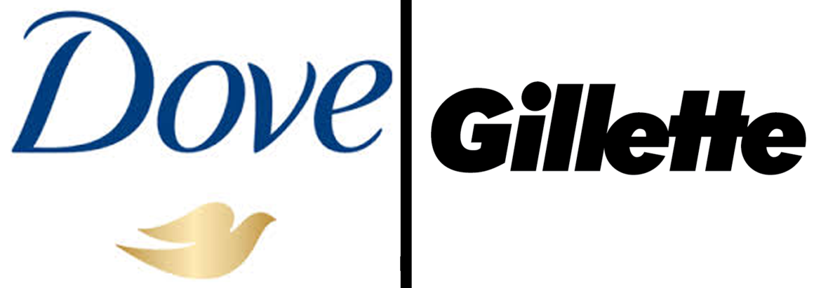 dove vs gillette