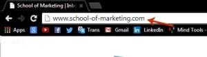 URL optimizing for seo
